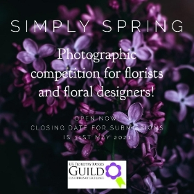 UKFJG Florist and Floral Designer Photographic Competition
